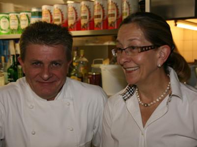 Fabrice und Rita Coquelin